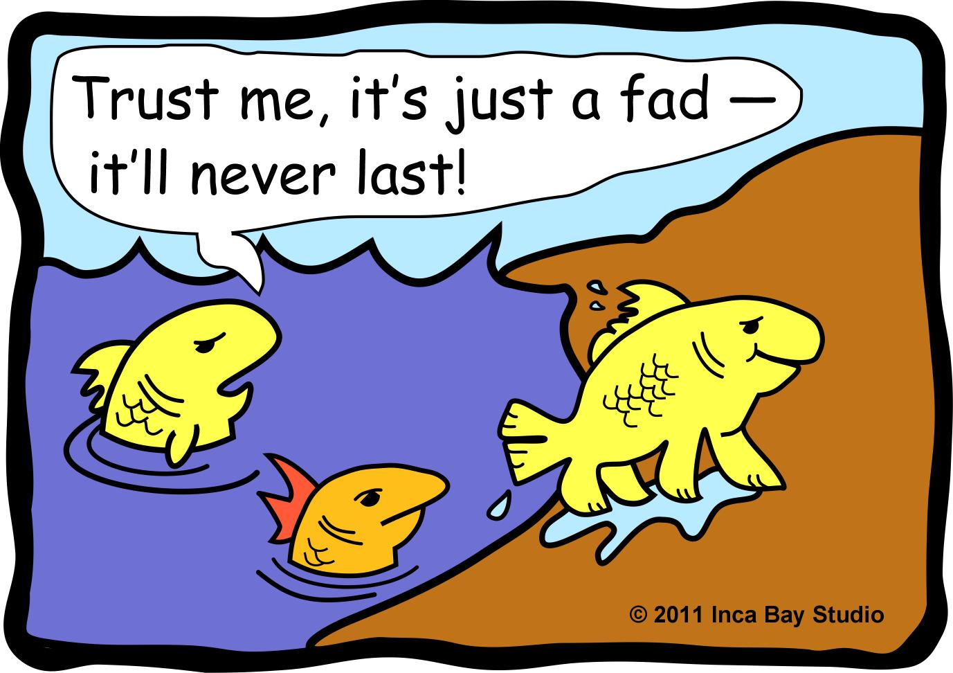 Fad Cartoon