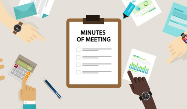 Minute-Taking Training Courses