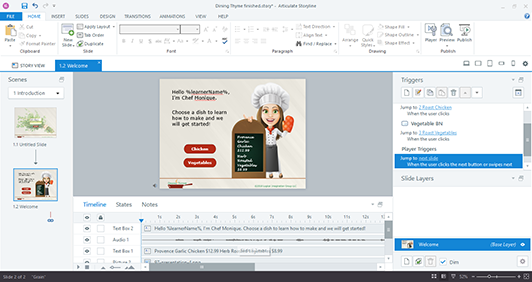 Articulate Storyline Training Courses