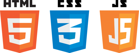 Rapid Introduction to HTML, CSS, and JavaScript Logo